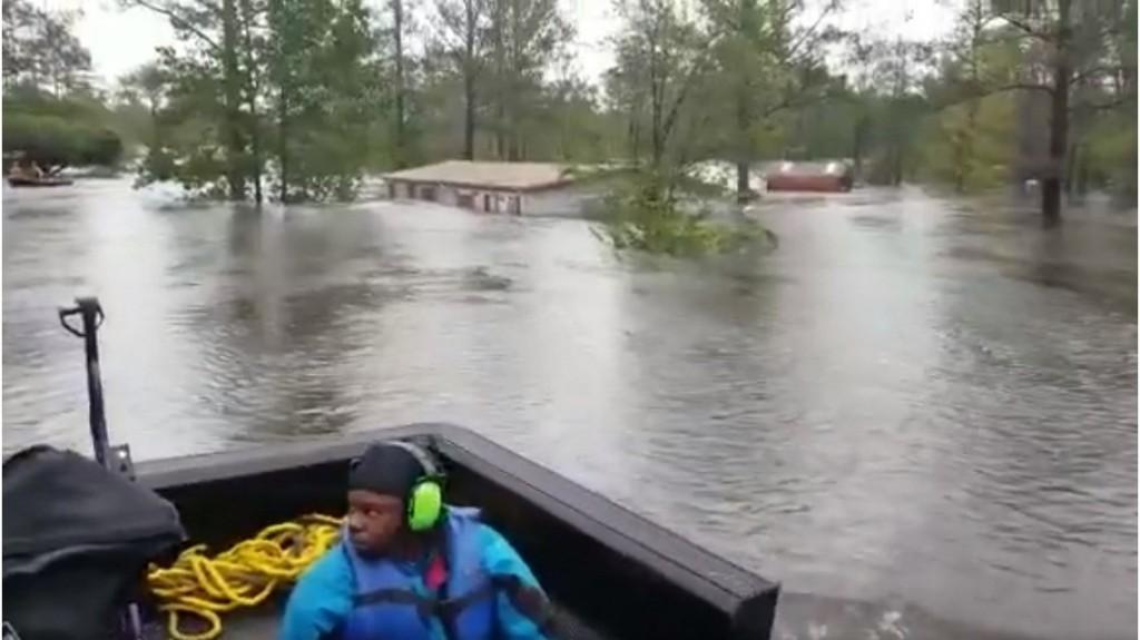 Florence arrasó la costa este de los Estados Unidos y dejó 13 muertos
