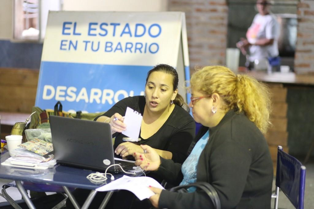 El Estado en tu Barrio se muda a San Pantaleón