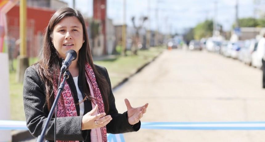 El pavimento en calle Ayacucho, una obra que mejoró la conectividad en el Norte