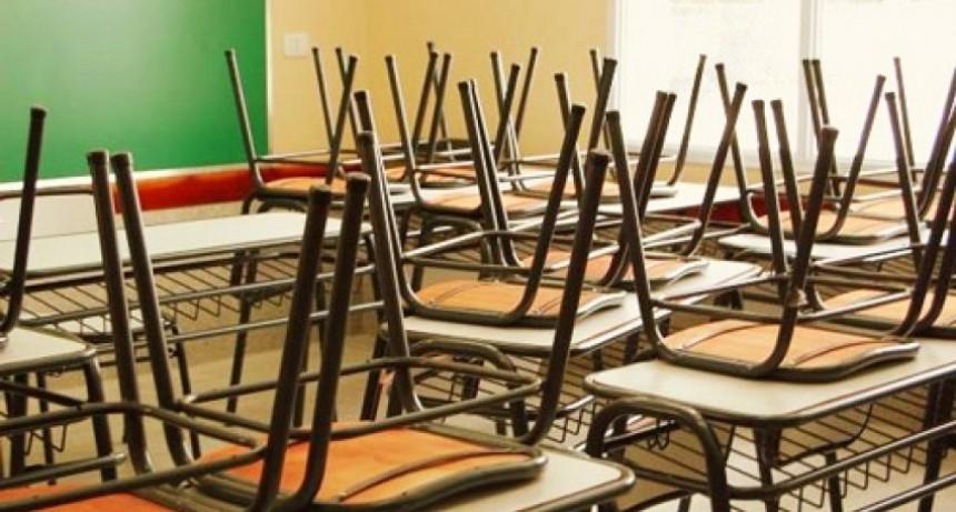 Convocan a un paro docente a nivel nacional para el 13 de septiembre