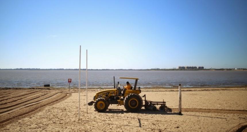 El sábado se realizará una jornada de limpieza de las playas de la ciudad