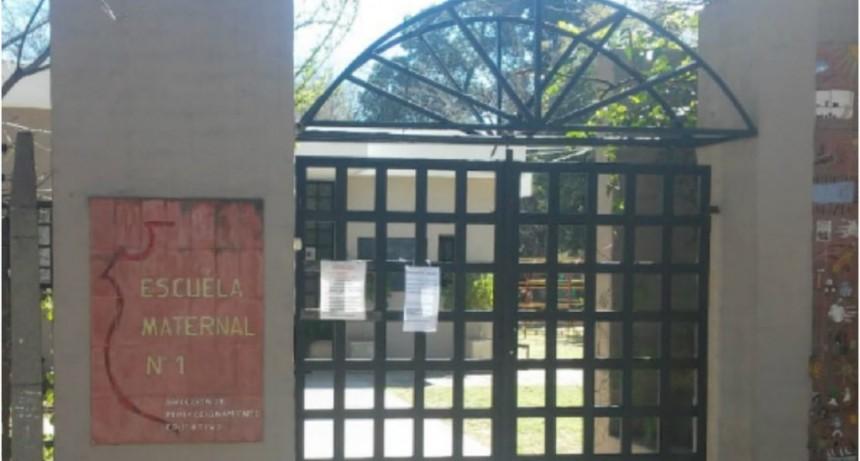 Denuncian que prostitutas usan un jardín de infantes como albergue transitorio