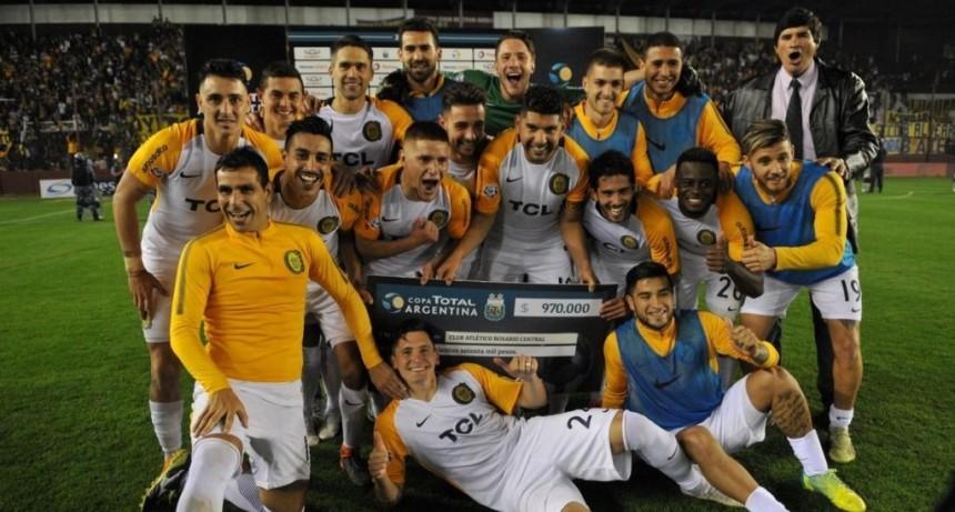 Rosario Central avanzó en la Copa Argentina por penales