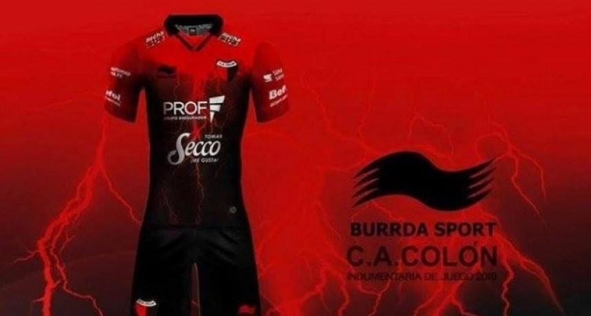 Se presentó la nueva camiseta alternativa de Colón