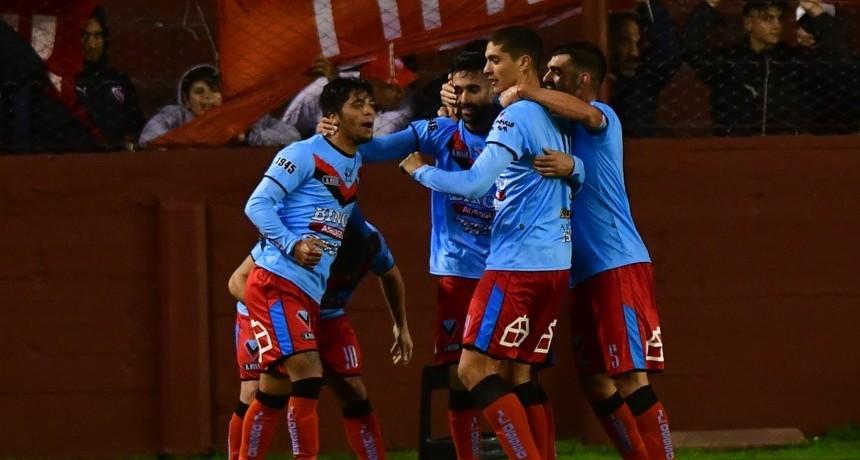 Brown de Adrogué eliminó a Independiente de la Copa Argentina