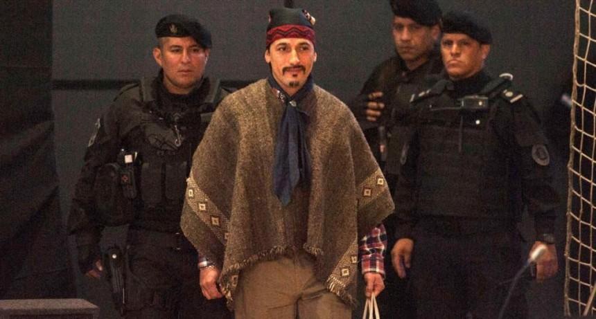 El líder mapuche Facundo Jones Huala fue extraditado a Chile