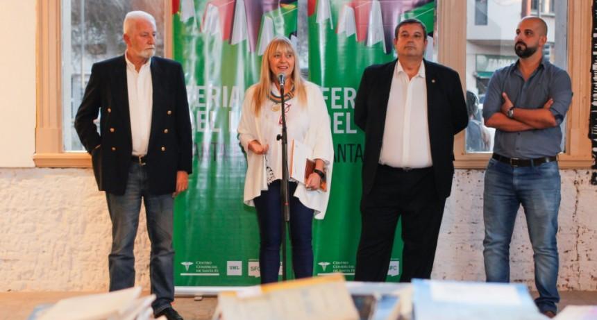 Este miércoles comienza la XXV Feria del Libro en la Estación Belgrano