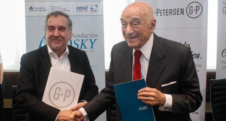 Las Fundaciones Grupo Petersen  y Fundación Sadosky impulsan las carreras vinculadas con las tecnologías digitales