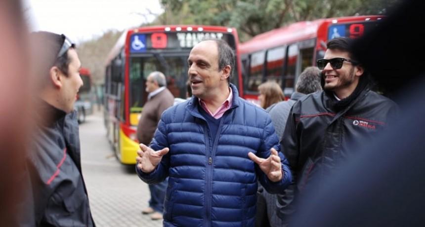 La Línea 3 se suma a la renovación de los colectivos urbanos