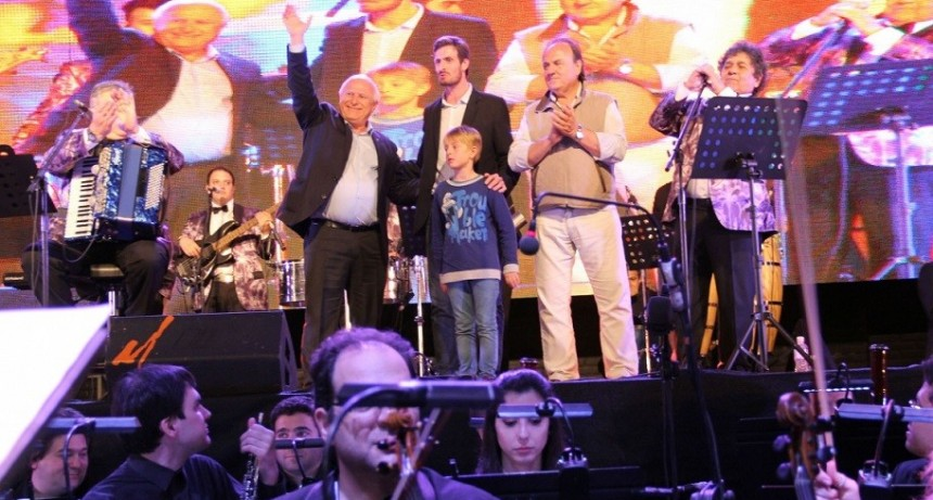 Lifschitz participó de la 22° Fiesta Nacional de la Cosechadora en San Vicente
