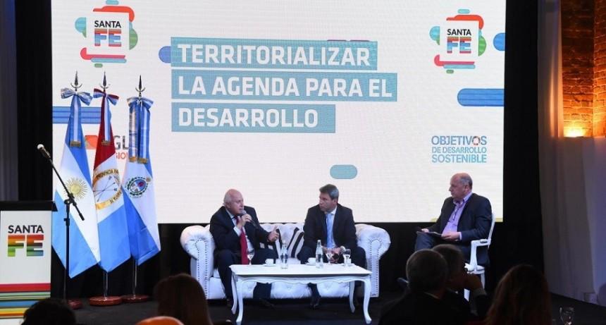 Lifschitz encabezó la apertura de seminario para fijar objetivos de cara al 2030