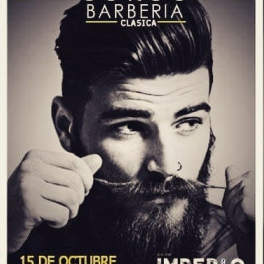 Se dictará un curso de barbería clásica en Santa Fe
