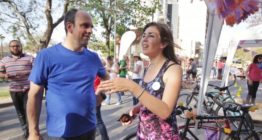 El Gobierno de la Ciudad se sumó al Día Mundial Sin Auto