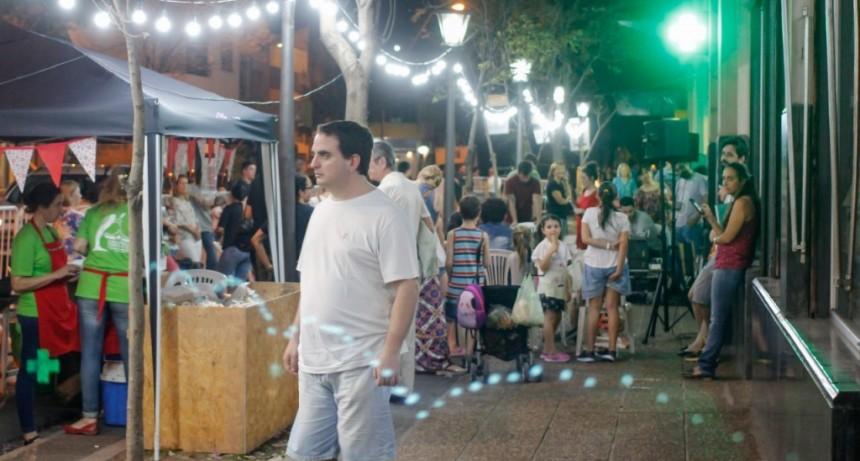 Se celebró el cuarto aniversario del Mercado Norte