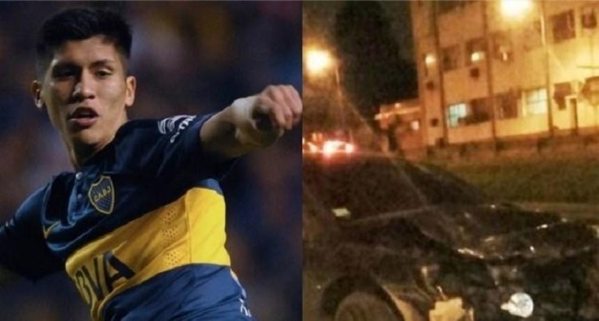Excarcelaron a Nahuel Zárate, el futbolista que chocó y mató