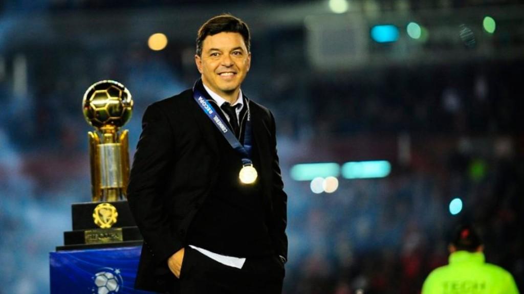 El increíble precio por el que se subastó el saco de Marcelo Gallardo