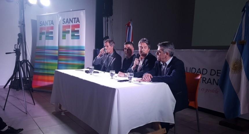 Construirán un nuevo acceso en la autopista Santa Fe - Rosario