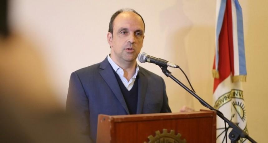 Corral participó del acto por el Día de la Industria Nacional