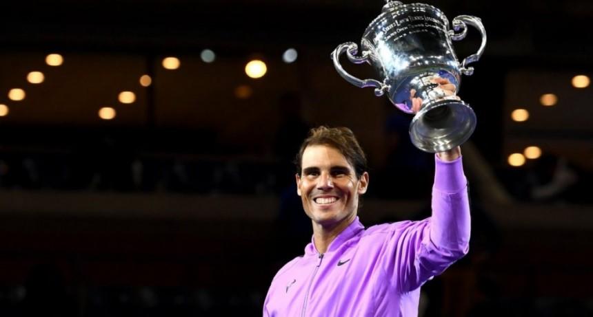 Rafael Nadal derrotó a Medvedev y se quedó con el US Open