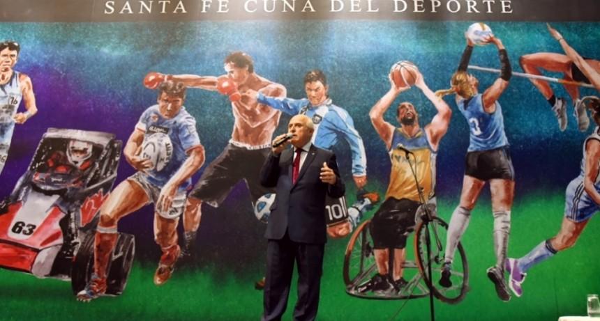 Inauguraron en Rosario el Museo del Deporte Santafesino