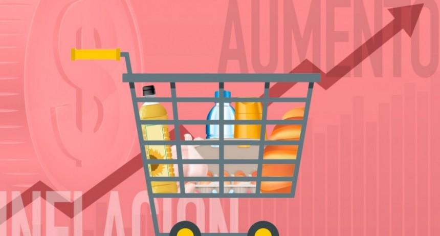 Según el INDEC, la inflación de agosto fue de 4% y acumula 30% en lo que va del año