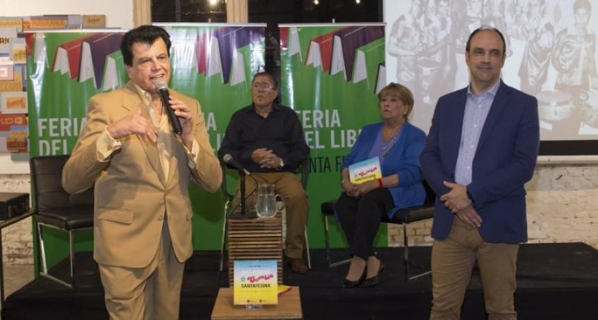 """Presentaron el libro """"Así nació la cumbia santafesina"""""""