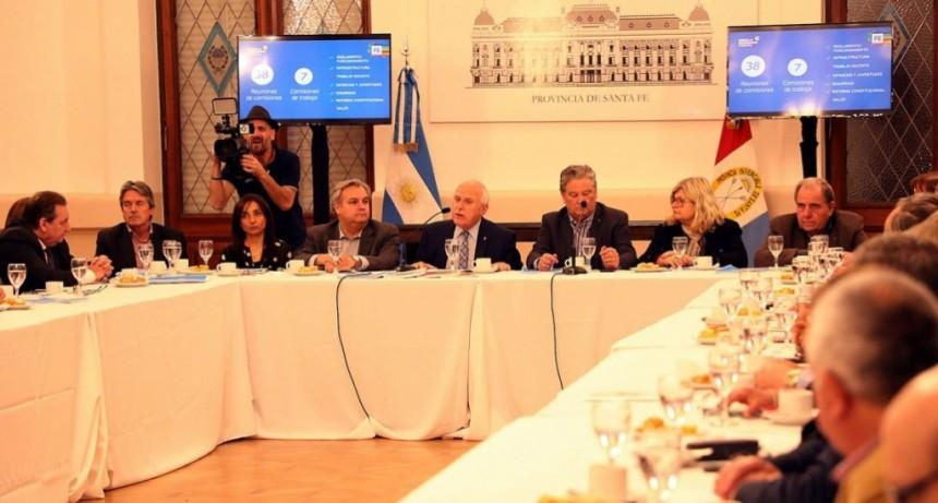 Lifschitz encabezó una nueva asamblea del Consejo Económico y Social