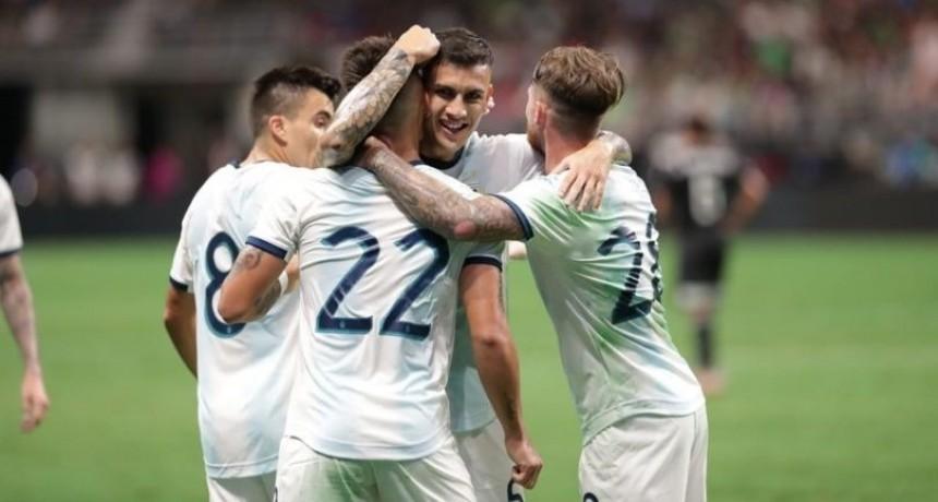 La Selección Argentina jugará ante Alemania y Ecuador en octubre