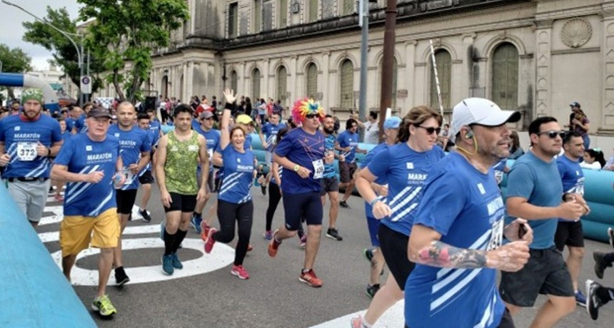 Se realizará la Maratón Centenario UNL