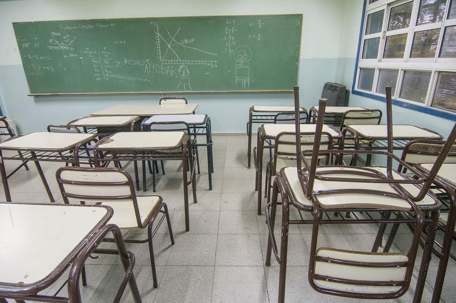 Apagón virtual: Paro docente de 48 horas