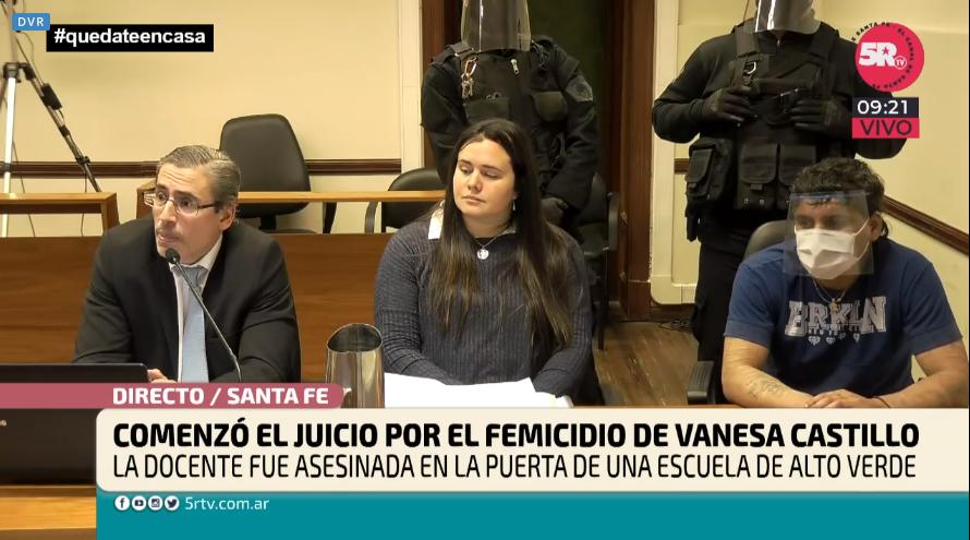 Caso Vanesa Castillo: la querella pide ampliar la imputación por sicariato