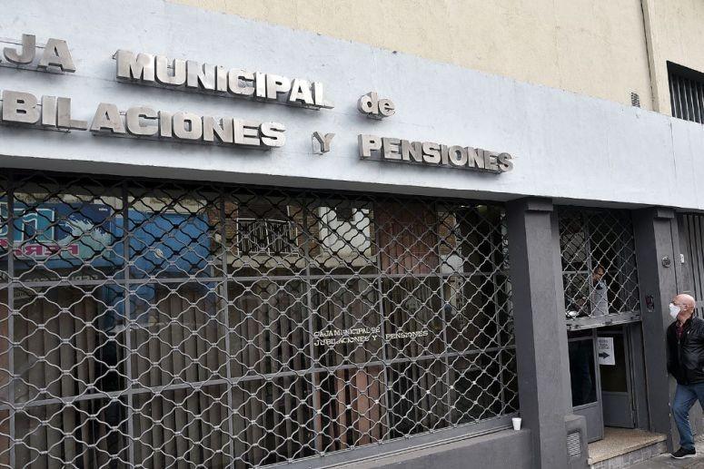 La Caja Municipal de Jubilaciones y Pensiones restringe la atención