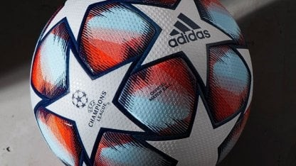 La nueva pelota para la Champions League 2020-21
