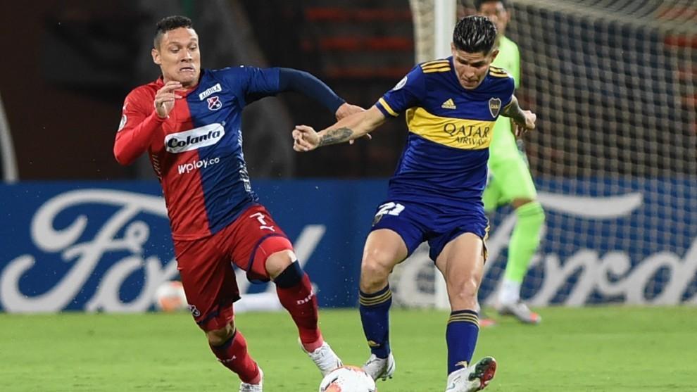 Copa Libertadores: Boca le ganó al DIM y se acerca a octavos