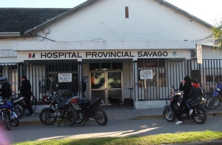 Comenzaron los hisopados en la carpa del Hospital Sayago