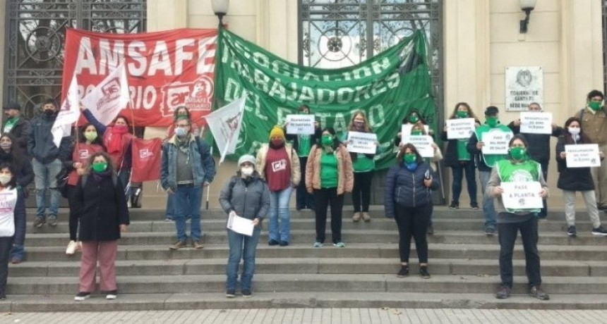 Martes de paro y protestas sociales