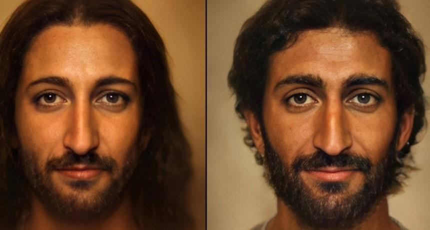 Reconstruyó digitalmente el rostro de Jesús y se armó revuelo en las redes