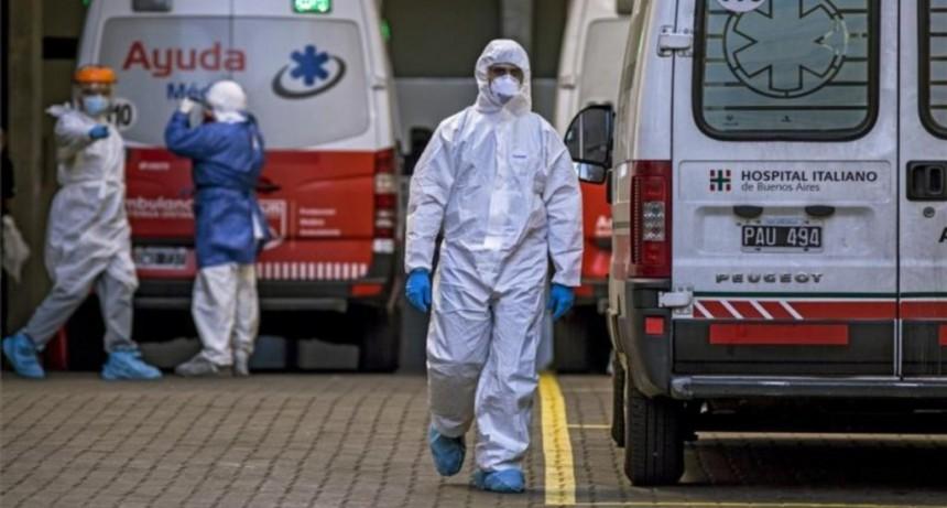 Coronavirus: Se superaron los 10.000 muertos en Argentina