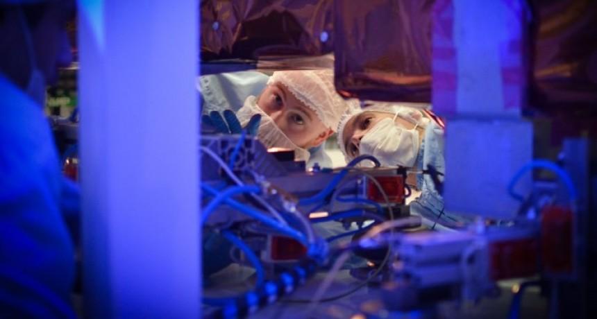 Una joven santafesina trabajó en el satélite argentino SAOCOM