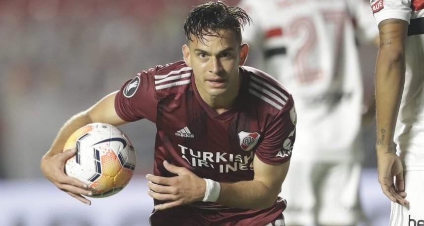 River empató con San Pablo en su regreso a la Copa Libertadores