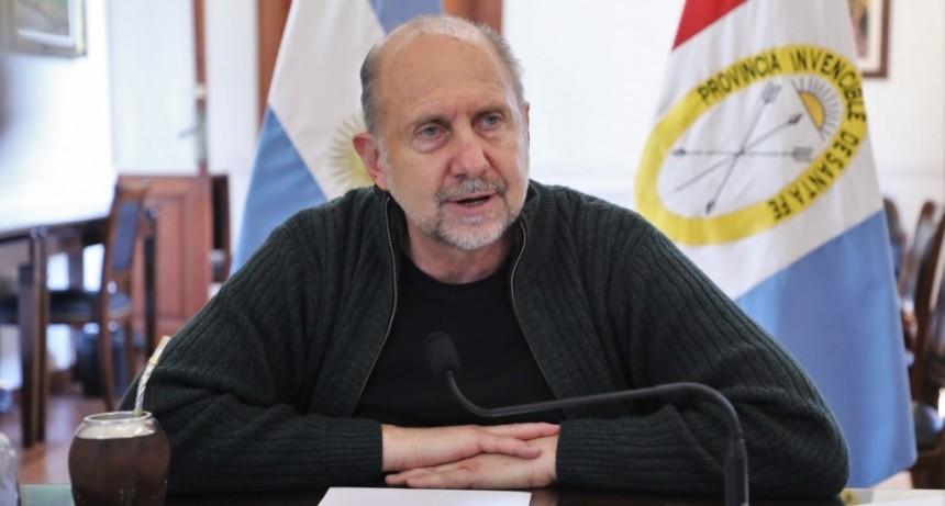 El gobernador analizó las medidas frente al aceleramiento de casos de Covid-19