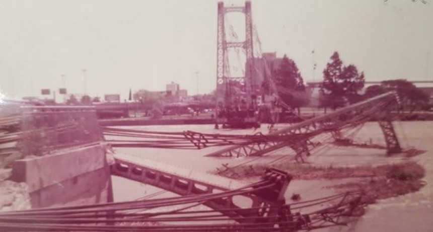 A 37 años de la caída del Puente Colgante: ¿por qué sucedió?