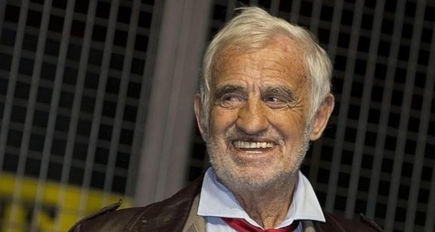 Murió el actor francés Jean Paul Belmondo