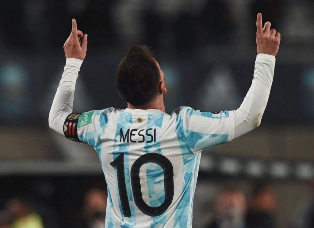 Messi: Hace mucho soñé esto y al fin se me dio