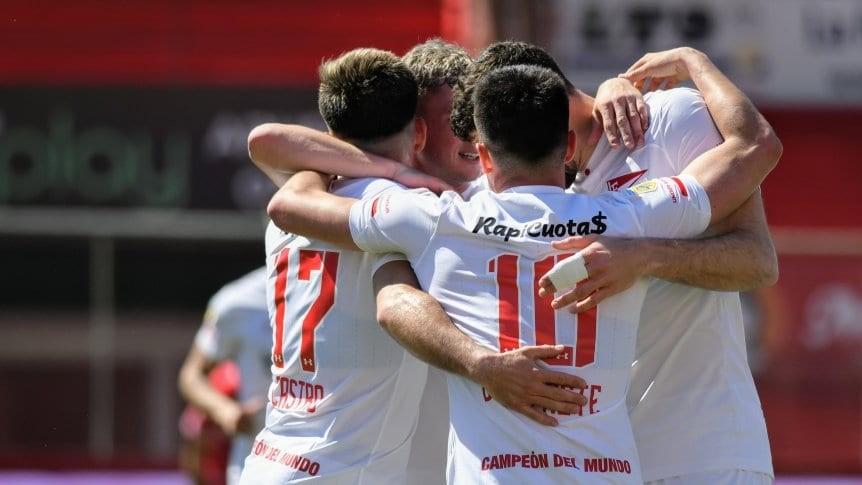 Liga Profesional: Estudiantes venció a un Unión sigue sin poder encontrarle la vuelta