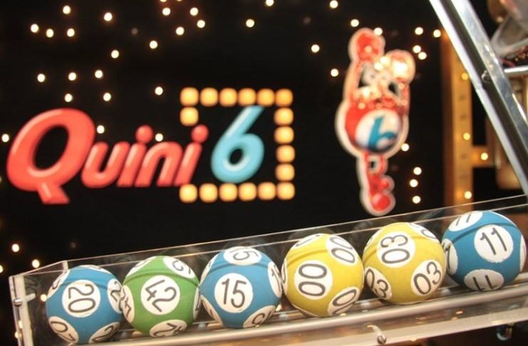 Un apostador ganó más de 58 millones de pesos en el Quini 6