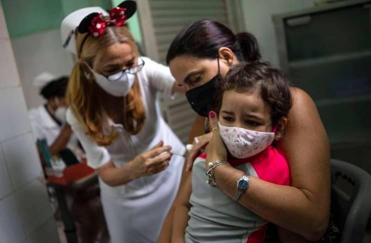 Utilizarían la vacuna Sinopharm en menores de 3 a 11 años