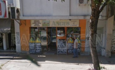 Robaron un local comercial en Av. Freyre al 2200