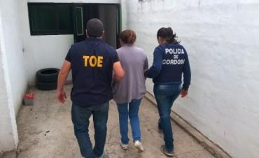 Las TOE detuvo a dos personas prófugas por facilitamiento de la prostitución y privación de la libertad