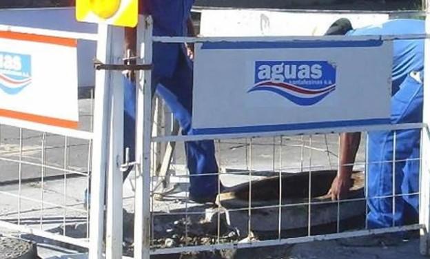 Trabajos de Aguas Santafesinas